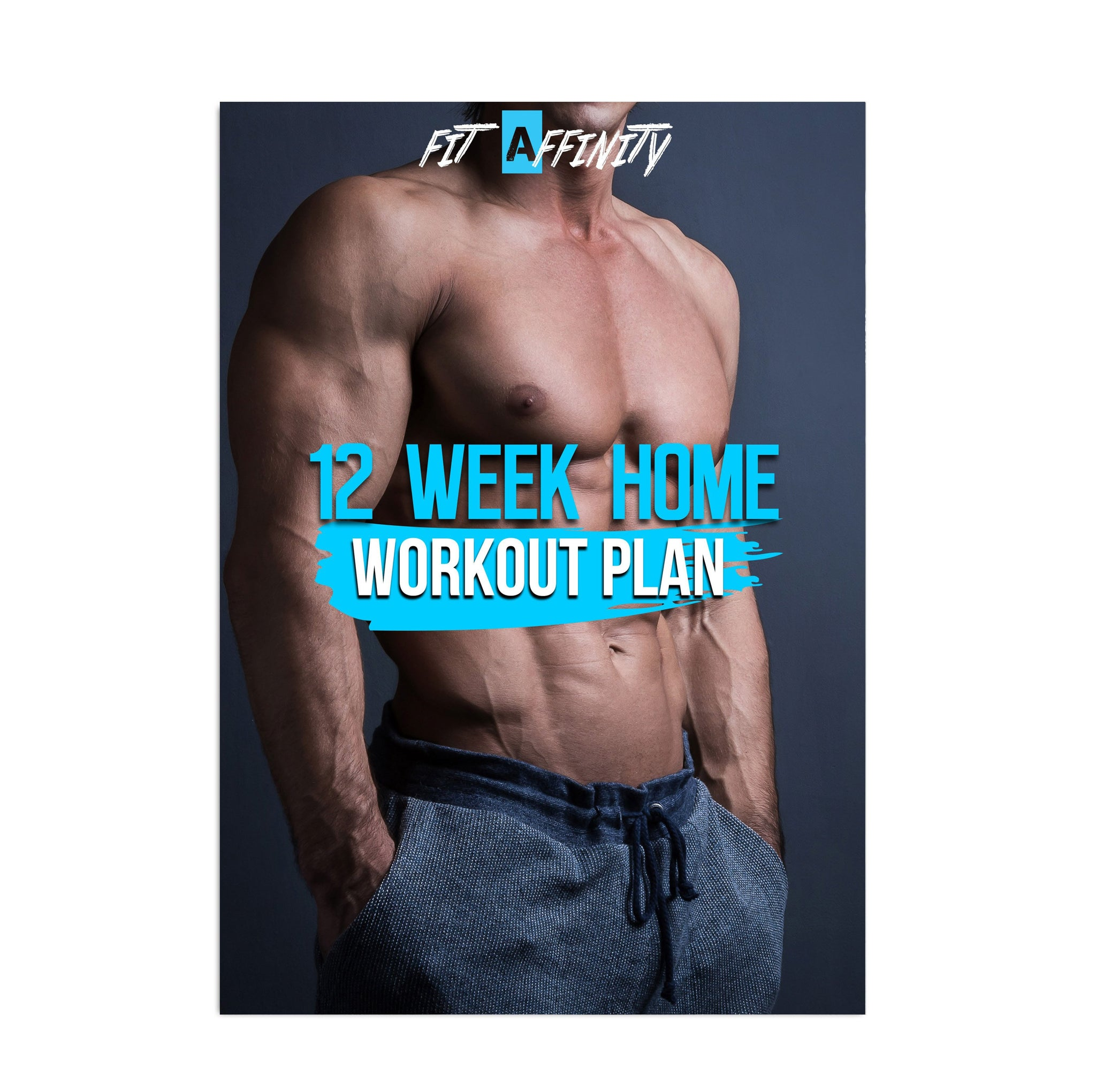12 Week Home Workout Plan For Men