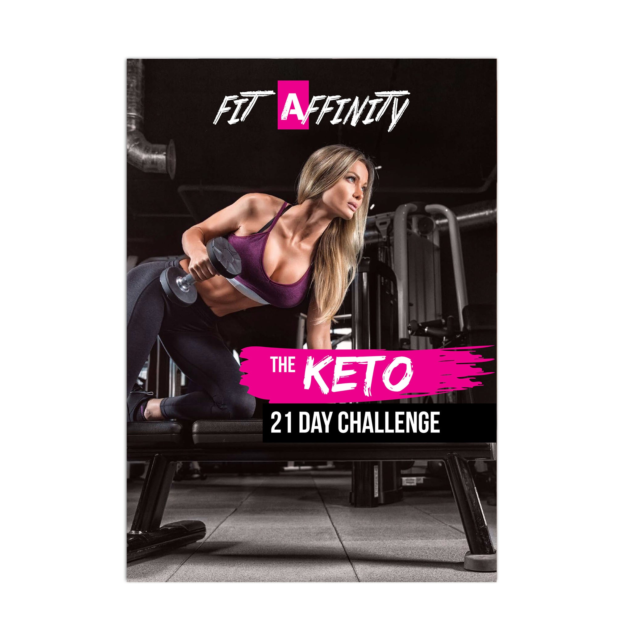 Keto - 21 Day Weight Loss Challenge