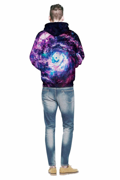 3D Galaxy Sweater