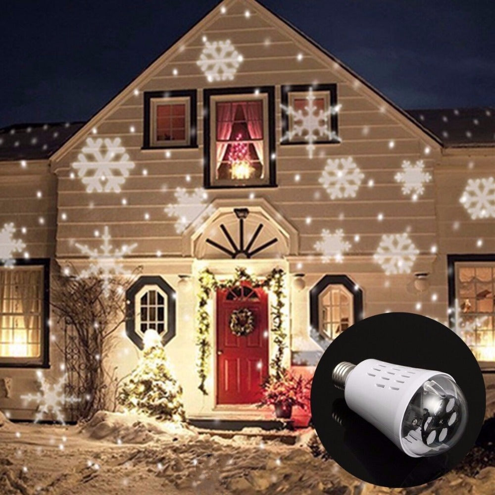 LED Holidays Light Projector