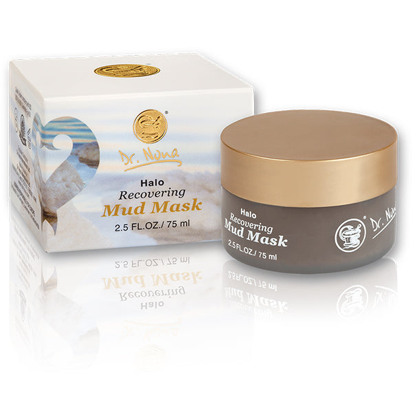 Dr.Nona -Halo Recovering Mud Mask. natural dead sea .