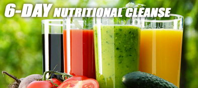 Alysha's No Fuss, 6-Day Nutrition Driven Cleanse