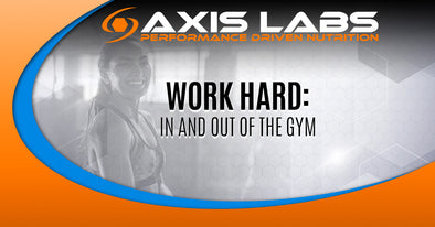 Work Hard: In And Out Of The Gym
