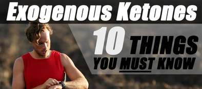 Exogenous Ketones 10 things you must know about article by axis labs