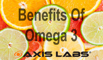 Benefits of Omega 3 Supplementation