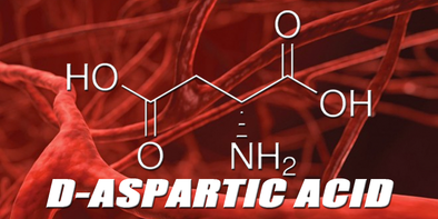 D-Aspartic acid ingredient for men Axis Labs Athletic Majority Blog