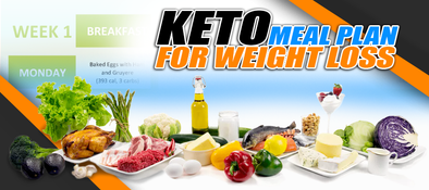 Create a Keto Meal Plan for Fast Fat Loss