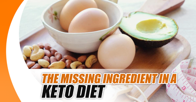 The Missing Ingredient that Makes Keto Easy