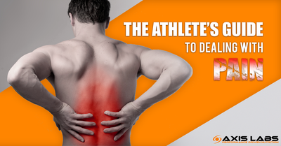 The Athlete's Guide To Dealing With Pain