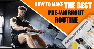 Your Pre-Workout Routine Can Help You Reach Your Fitness Goals