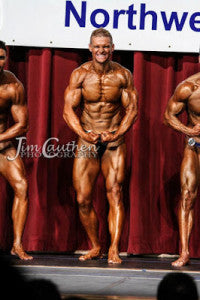 Most muscular 2 4th show