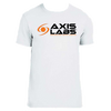 Axis Labs T-Shirt Athletic Fit Tee's White