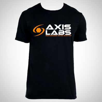 Axis Labs T-Shirt Athletic Fit Tee's Black