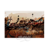 Wama Bekom Min Nemah - Areeq Art Arabic Islamic Calligraphy Paintings