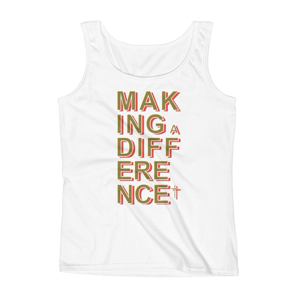 Making A Difference Fitted Tank