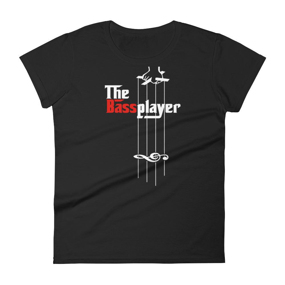 The Bassplayer Fitted Tee