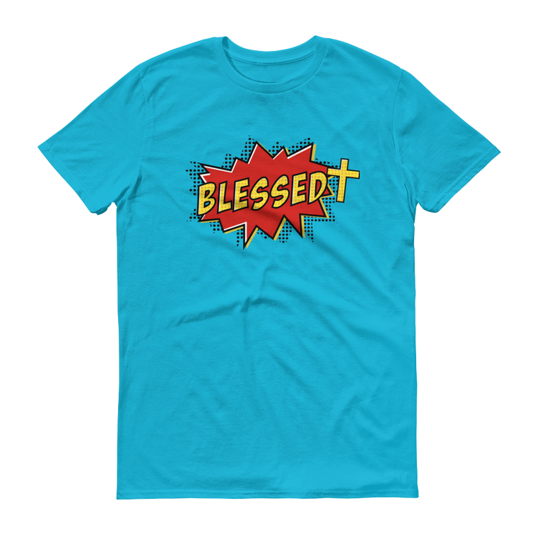 Blessed Pop Art T Shirts