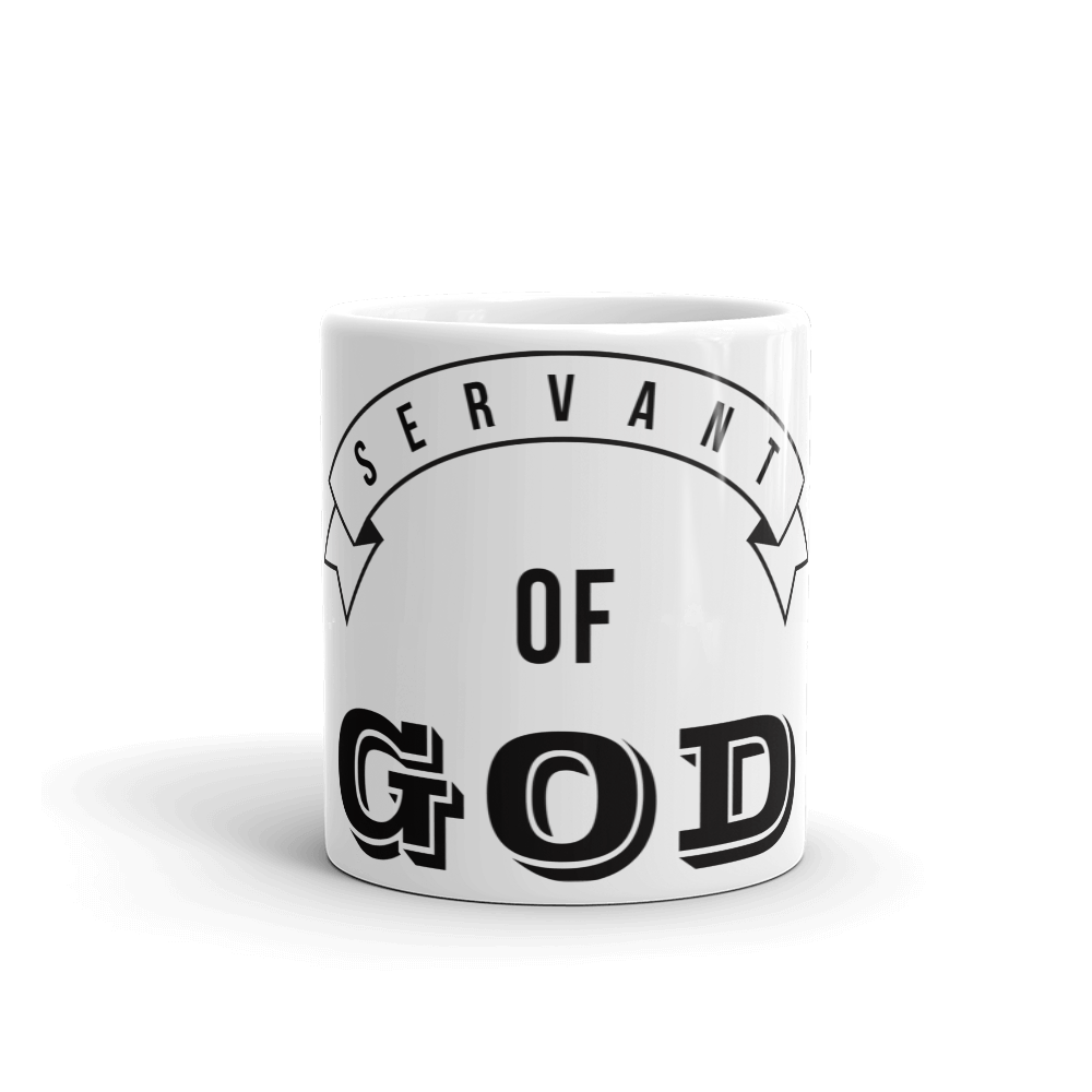 Servant of God Mug