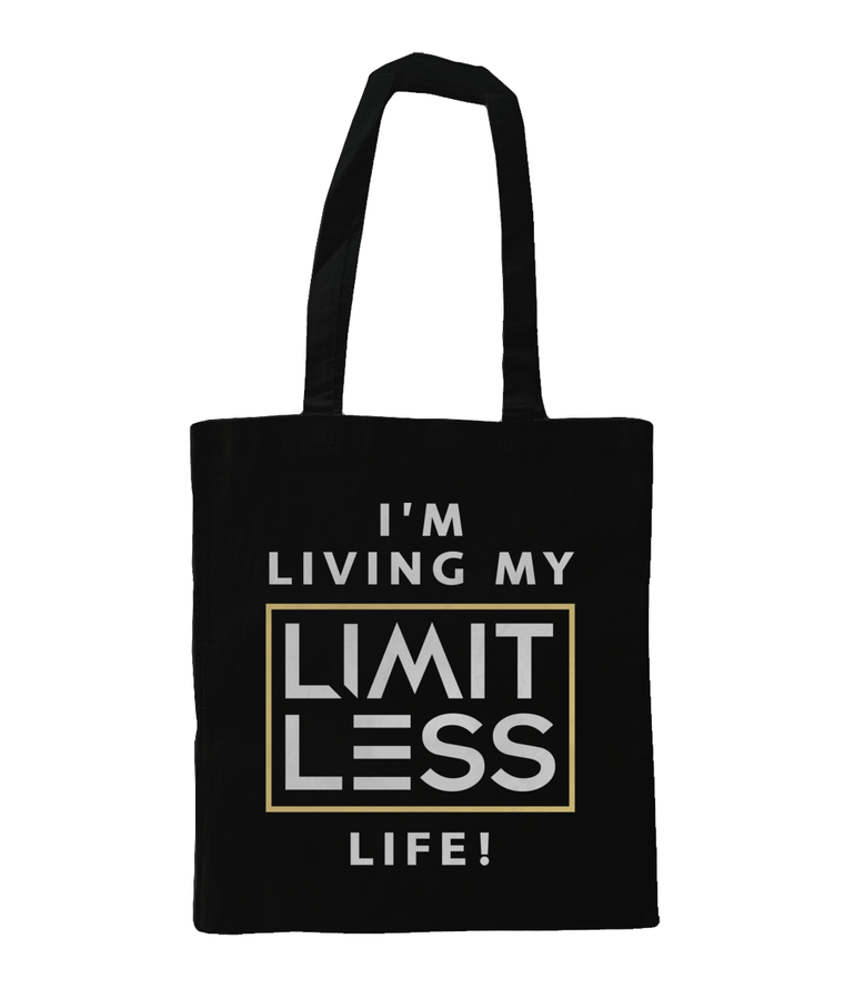 Limitless Life Tote Bag