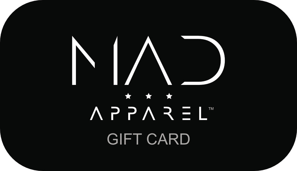 MAD Apparel Online Gift Card