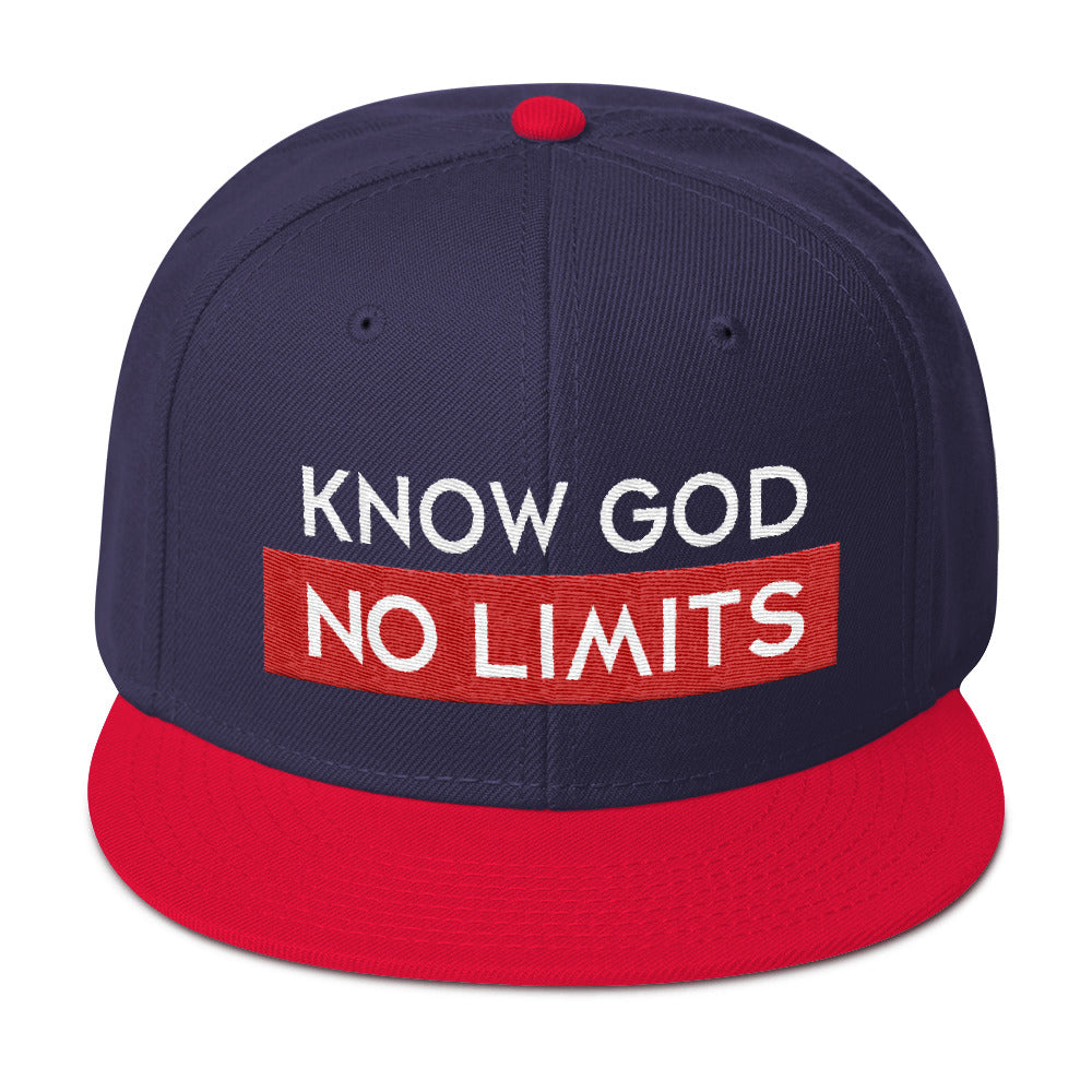 Know God Snapbacks