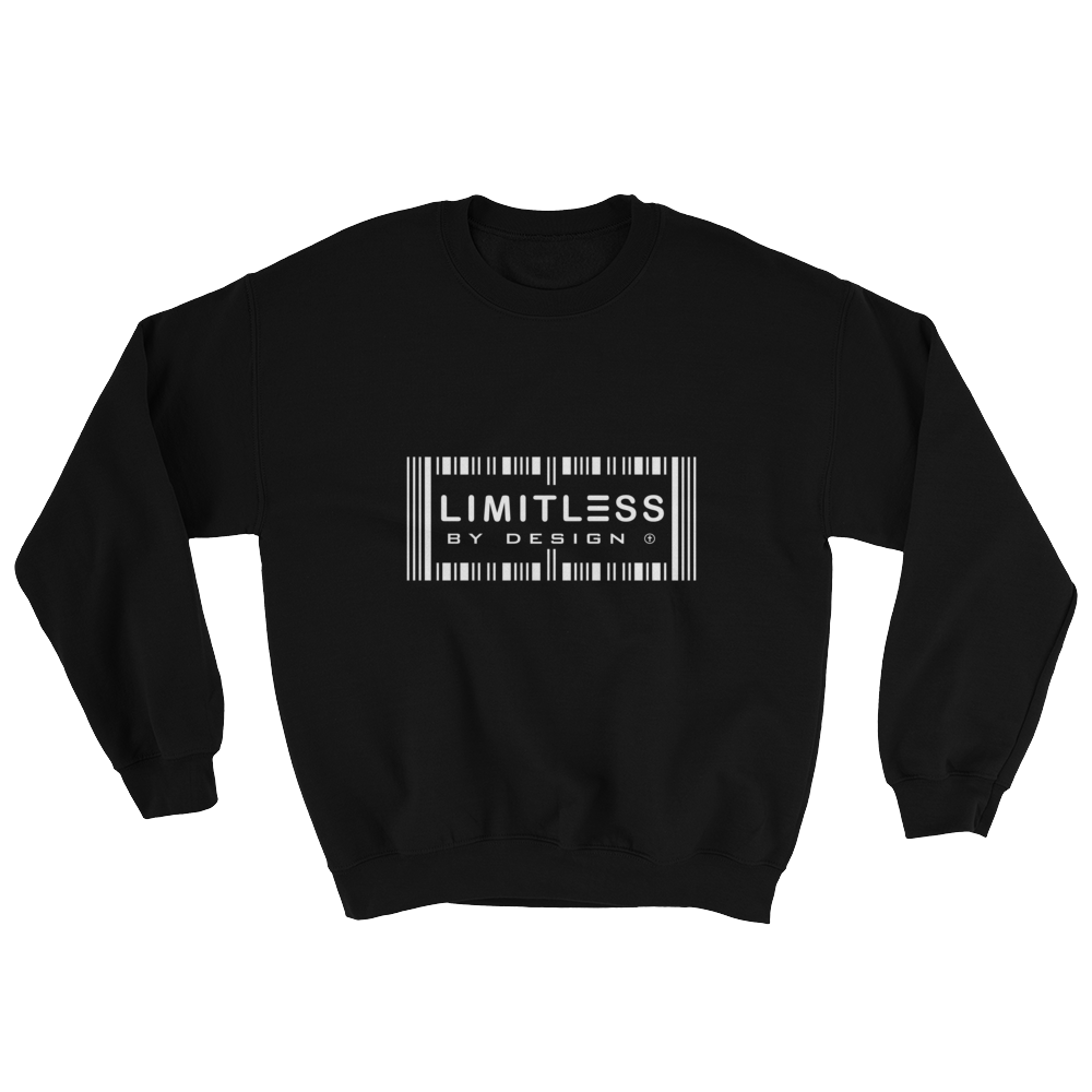MAD Limitless Barcode Sweatshirt
