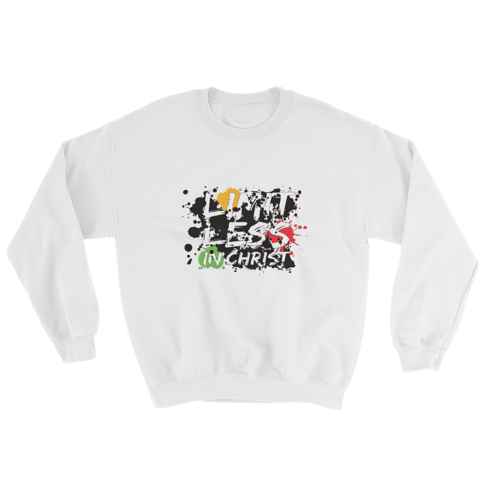 MAD Limitless Grafitti Sweatshirt