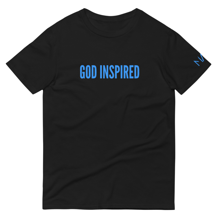 God Inspired Blue T-Shirt