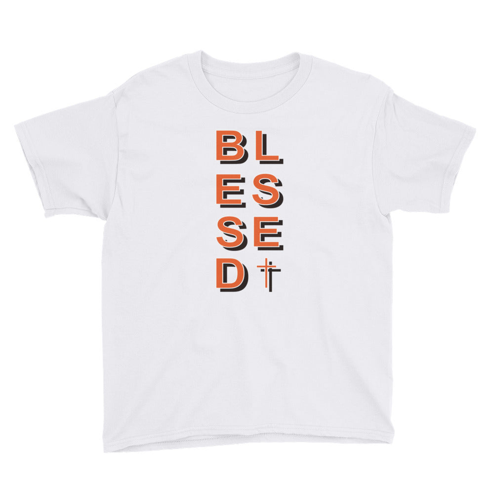 Blessed Youth Short Sleeve T-Shirt
