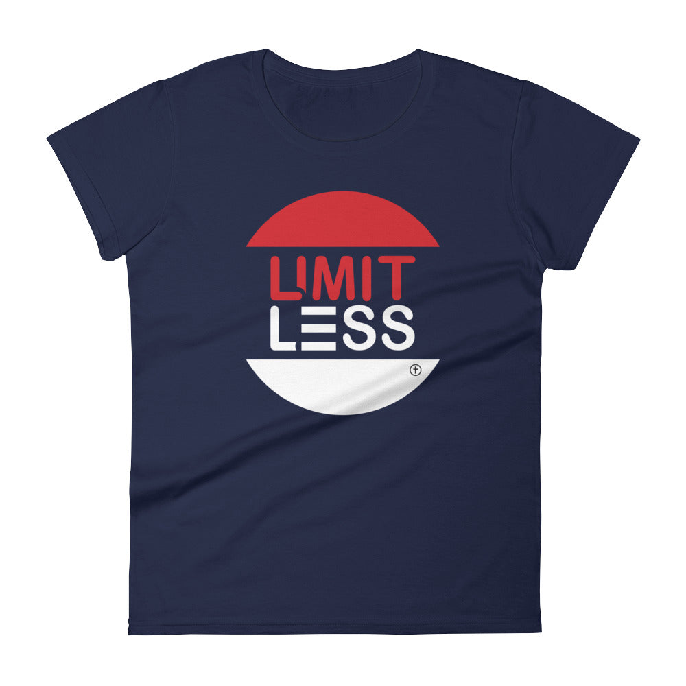 Limitless Circle Fitted Tee