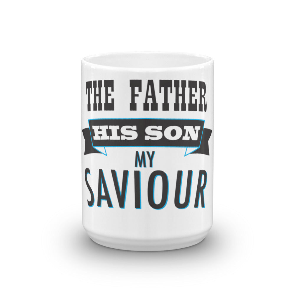 Christian Accessories White The Father Design Gift Mug
