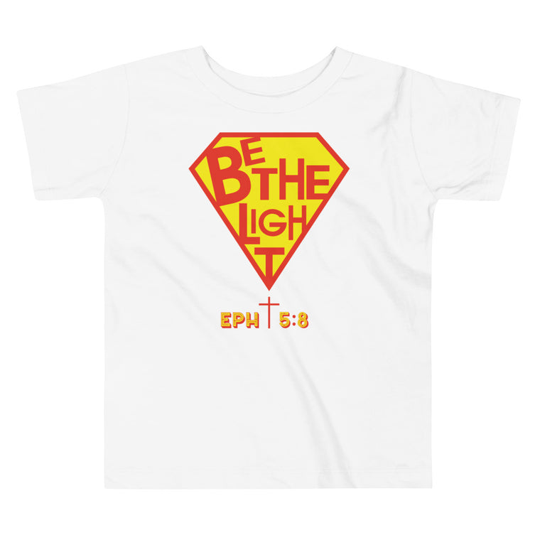 Be The Light Toddler T shirts