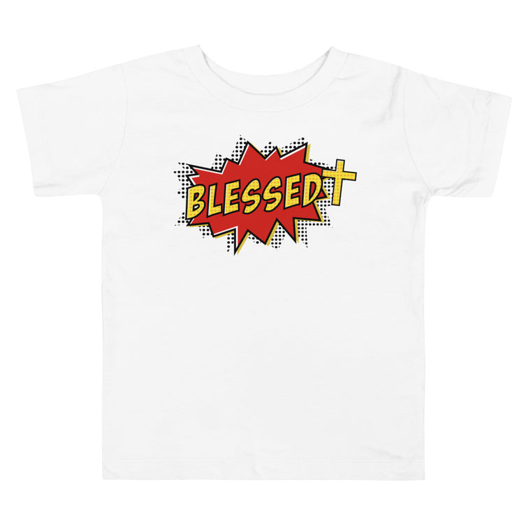 Blessed Toddler Tee