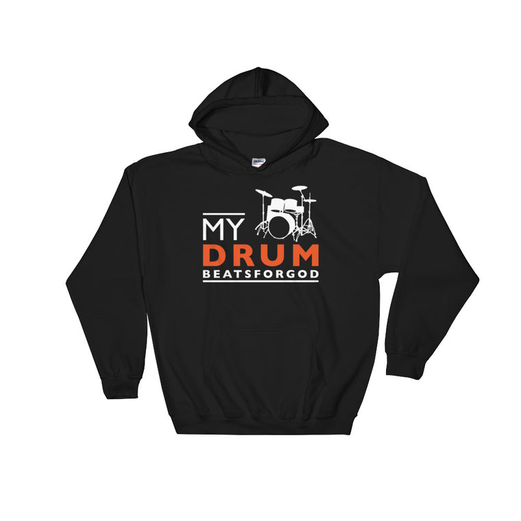 MAD My Drum Beats Hooded Sweatshirt