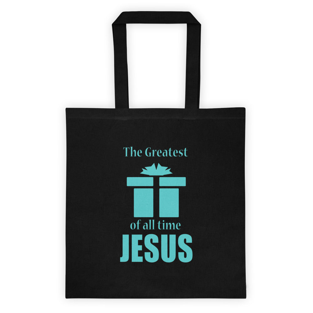 The Greatest Gift Tote bag