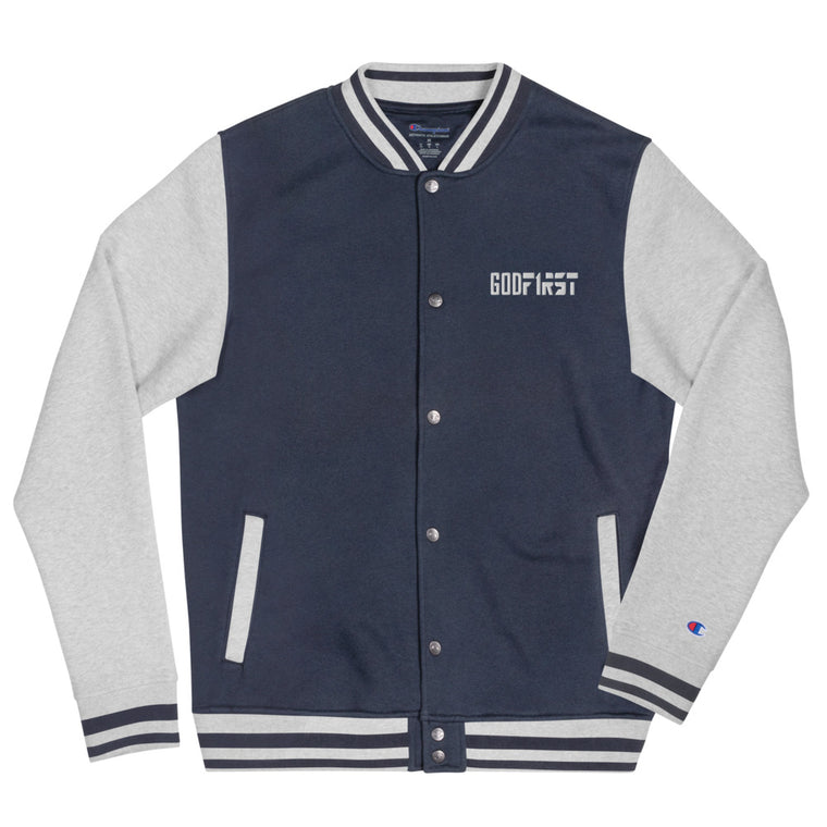 GOD First Champion Bomber Jacket