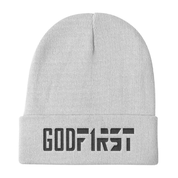 God First Beanie