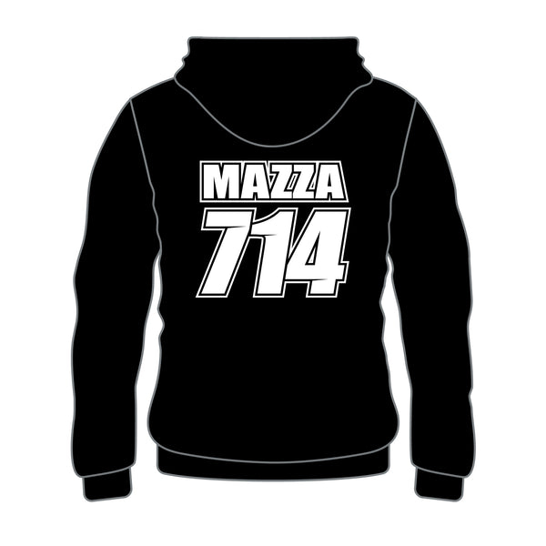 Personalized Paradise Hoodie Black