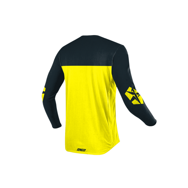 R1 Jersey Yellow/Navy