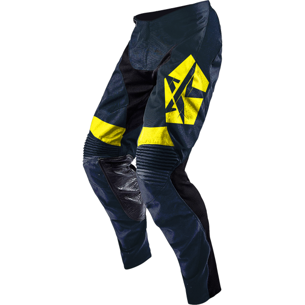 R1 Pant Yellow/Navy