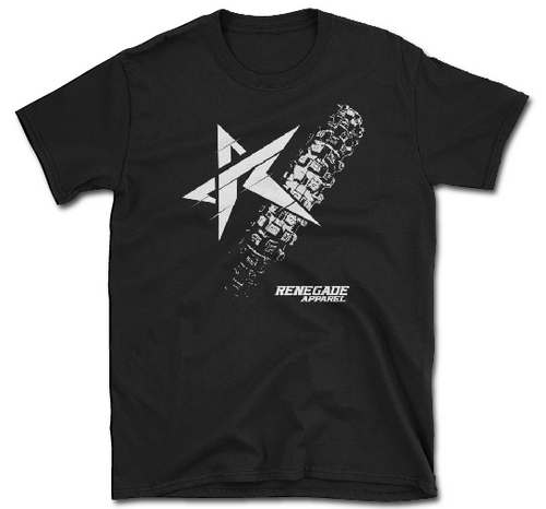 Tread T Black