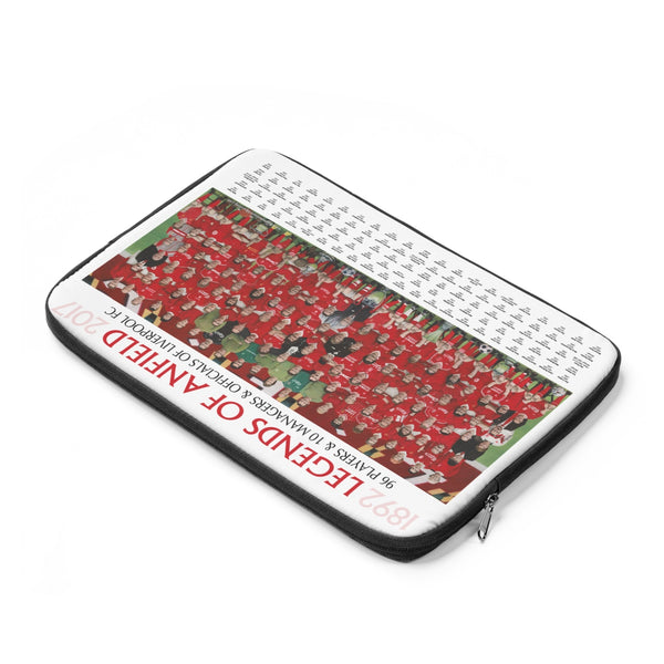 Legends Of Anfield Painting Laptop Sleeve - Legends of Anfield Painting