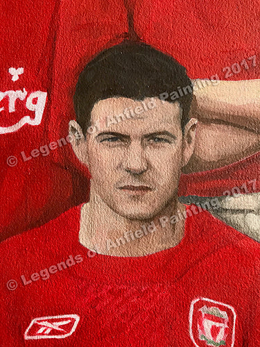 Legends Of Anfield Painting - A1 Print - Legends of Anfield Painting