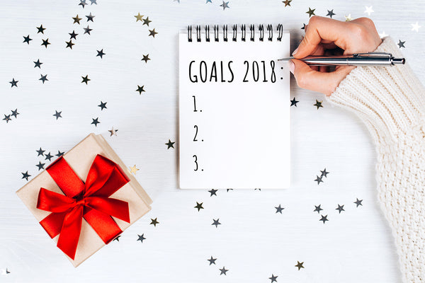 Setting Attainable Goals for 2018!