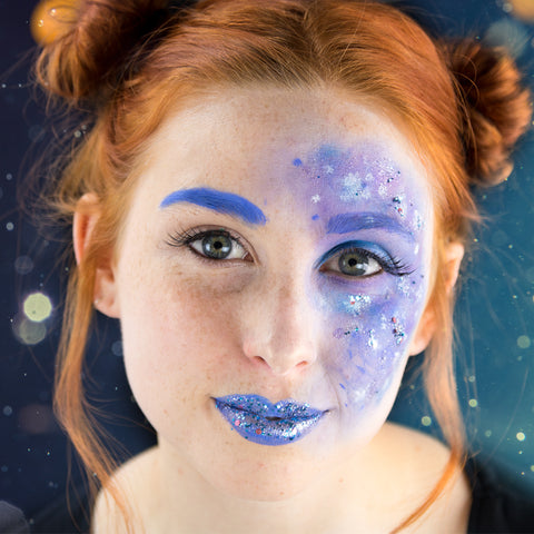 Galaxy Halloween Look