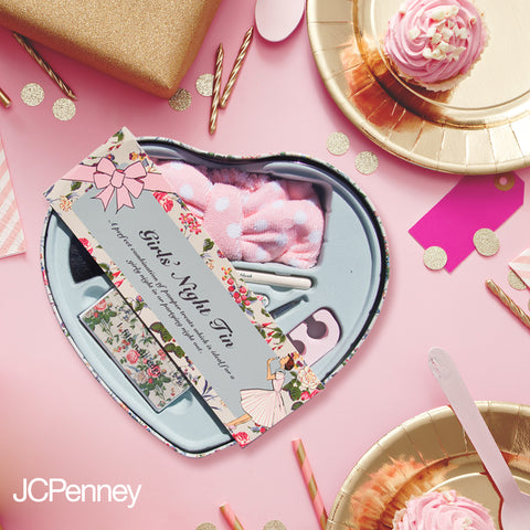 Girls Night Tin Launches at JCPenney