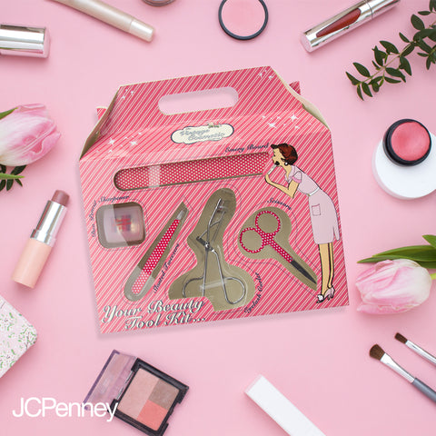 Your Beauty Tools Kit Launches at JCPenney