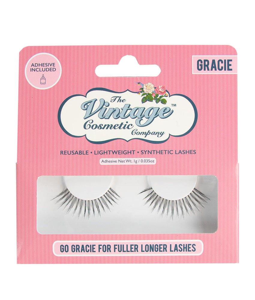 Gracie False Strip Lashes