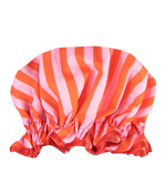 Shower Cap Candy Stripe