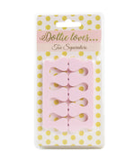 Dottie Loves Pink Heart Toe Separators